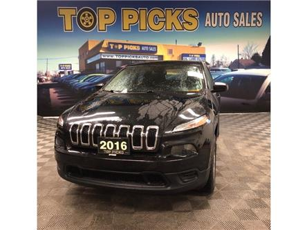 2016 Jeep Cherokee Sport (Stk: 140418) in NORTH BAY - Image 1 of 26
