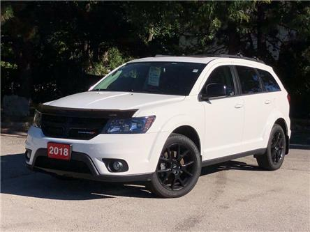 2018 Dodge Journey SXT | 7 PASSENGER | AWD |SUNROOF |LOW KM!! (Stk: 5659) in Stoney Creek - Image 1 of 19