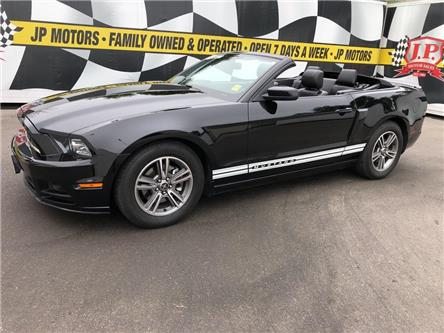 2013 Ford Mustang V6 Premium (Stk: 49906) in Burlington - Image 1 of 27