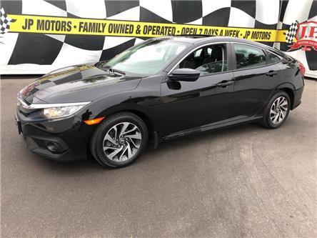 2018 Honda Civic EX (Stk: 49923) in Burlington - Image 1 of 21