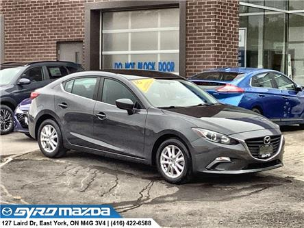 2016 Mazda Mazda3 GS (Stk: 30005) in East York - Image 1 of 29
