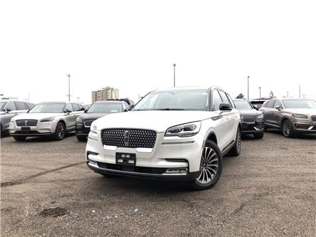 2020 Lincoln Aviator Reserve (Stk: LA20197) in Barrie - Image 1 of 17