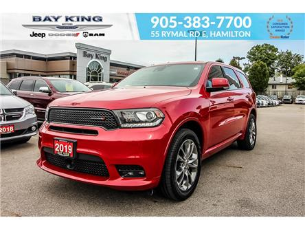 2019 Dodge Durango GT (Stk: 7122) in Hamilton - Image 1 of 24