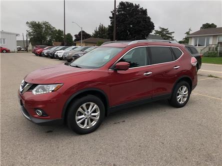 2016 Nissan Rogue  (Stk: U14220) in Goderich - Image 1 of 20