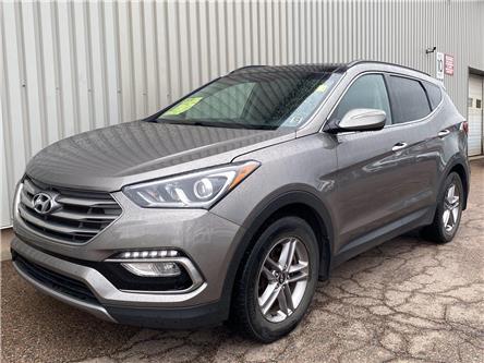 2017 Hyundai Santa Fe Sport 2.4 Luxury (Stk: S6477B) in Charlottetown - Image 1 of 24
