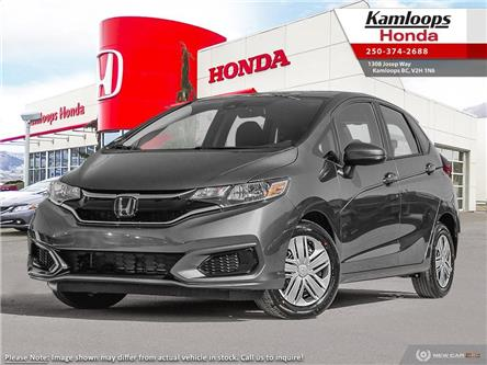 2020 Honda Fit LX (Stk: N15061) in Kamloops - Image 1 of 23