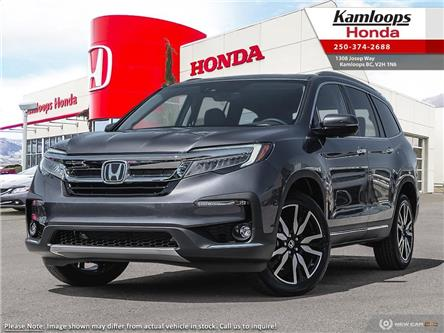 2021 Honda Pilot Touring 7P (Stk: N15060) in Kamloops - Image 1 of 21