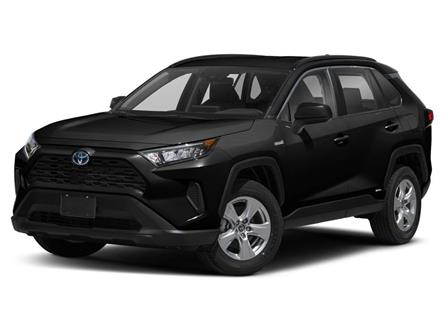 2020 Toyota RAV4 LE (Stk: D202183) in Mississauga - Image 1 of 9