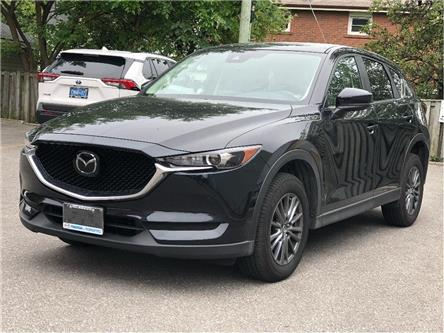 2019 Mazda CX-5 GS (Stk: 85658A) in Toronto - Image 1 of 21