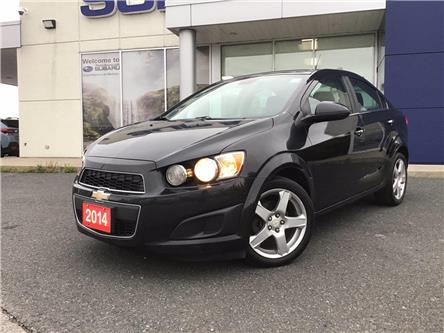 2014 Chevrolet Sonic LT Auto (Stk: S4130A) in Peterborough - Image 1 of 20