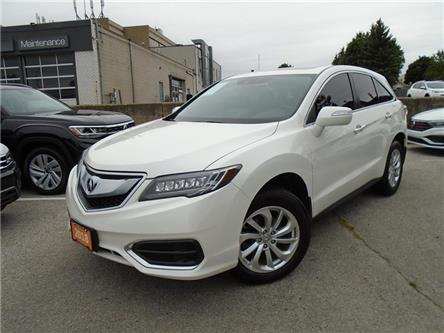2018 Acura RDX Tech (Stk: W1567A) in Toronto - Image 1 of 21