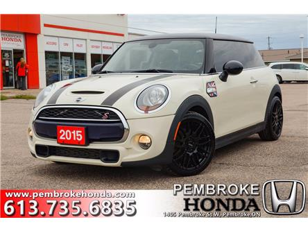 2015 MINI 3 Door Cooper S (Stk: P7468A) in Pembroke - Image 1 of 31