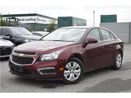 2015 Chevrolet Cruze 1LT (Stk: SL694A) in Ottawa - Image 1 of 21