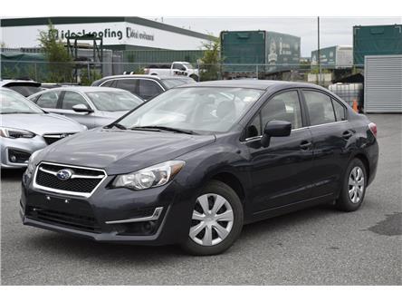 2016 Subaru Impreza 2.0i (Stk: P2323) in Ottawa - Image 1 of 24