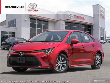 2021 Toyota Corolla Hybrid Base w/Li Battery (Stk: 21017) in Orangeville - Image 1 of 23