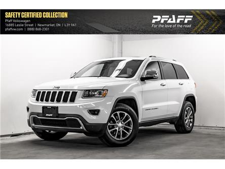 2014 Jeep Grand Cherokee Limited (Stk: V5465A) in Newmarket - Image 1 of 22