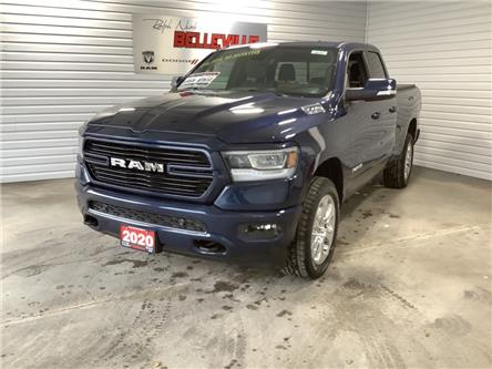 2020 RAM 1500 Big Horn (Stk: 0034) in Belleville - Image 1 of 18