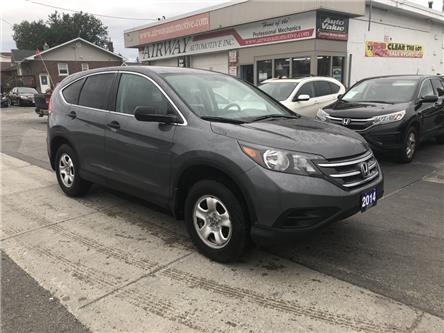 2014 Honda CR-V LX (Stk: ) in Garson - Image 1 of 12