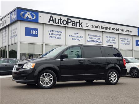 2019 Dodge Grand Caravan CVP/SXT (Stk: 19-06635) in Brampton - Image 1 of 21