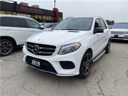 2018 Mercedes-Benz AMG GLE 43 Base (Stk: 0099255) in Toronto - Image 1 of 19