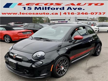 2015 Fiat 500 Abarth (Stk: 514109) in Toronto - Image 1 of 7