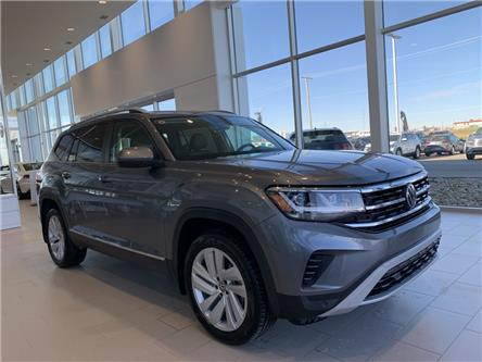 2021 Volkswagen Atlas 3.6 FSI Highline (Stk: 71005) in Saskatoon - Image 1 of 20