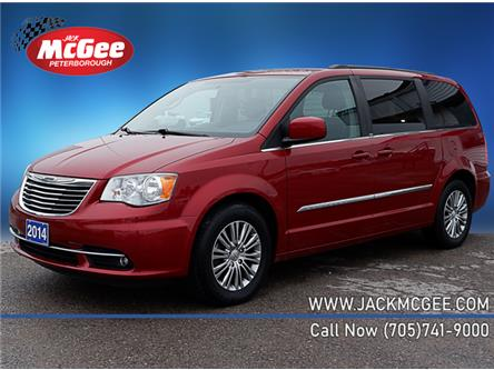 2014 Chrysler Town & Country Touring-L (Stk: 19111D) in Peterborough - Image 1 of 21