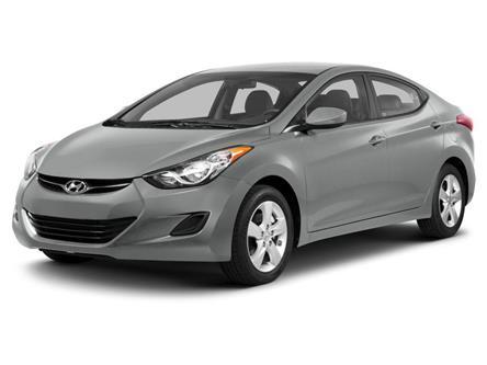 2013 Hyundai Elantra  (Stk: 76420) in St. Thomas - Image 1 of 7