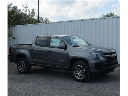 2021 Chevrolet Colorado WT (Stk: 21011) in Peterborough - Image 1 of 3