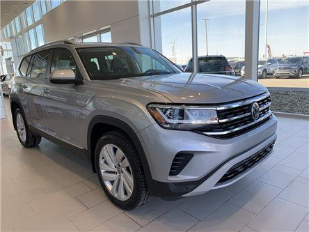 2021 Volkswagen Atlas 3.6 FSI Highline (Stk: 71012) in Saskatoon - Image 1 of 20
