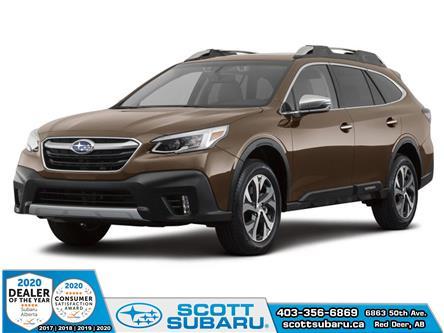 2020 Subaru Outback Premier (Stk: 205994) in Red Deer - Image 1 of 8
