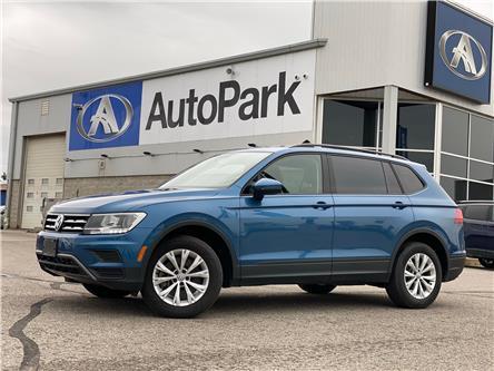 2019 Volkswagen Tiguan Trendline (Stk: 19-48614RJB) in Barrie - Image 1 of 23