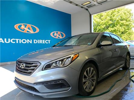 2016 Hyundai Sonata Sport Tech (Stk: 12196A) in Lower Sackville - Image 1 of 13