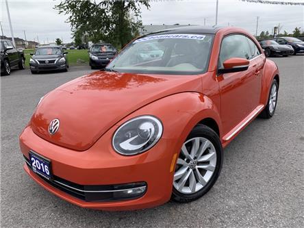 2016 Volkswagen Beetle 1.8 TSI Comfortline (Stk: 23431) in Carleton Place - Image 1 of 23