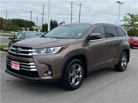 2018 Toyota Highlander Limited (Stk: W5136) in Cobourg - Image 1 of 27