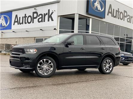 2019 Dodge Durango GT (Stk: 19-40588RJB) in Barrie - Image 1 of 33