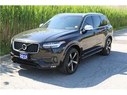 2016 Volvo XC90 T6 R-Design (Stk: 20238A) in London - Image 1 of 24