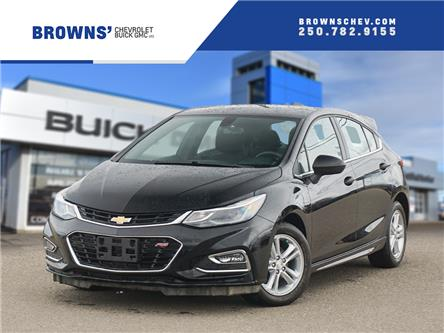 2018 Chevrolet Cruze LT Auto (Stk: T20-1444AA) in Dawson Creek - Image 1 of 16
