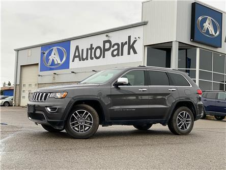 2019 Jeep Grand Cherokee Limited (Stk: 19-99298RJB) in Barrie - Image 1 of 31