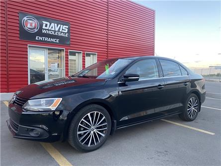 2014 Volkswagen Jetta 1.8 TSI Highline (Stk: 8044) in Lethbridge - Image 1 of 20
