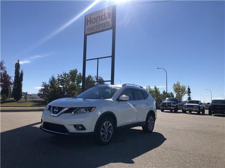2015 Nissan Rogue SL (Stk: P20-022) in Grande Prairie - Image 1 of 16