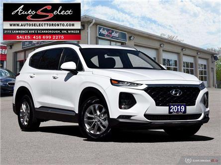 2019 Hyundai Santa Fe Essential 2.4  w/Safety Package (Stk: HC1491L) in Scarborough - Image 1 of 28