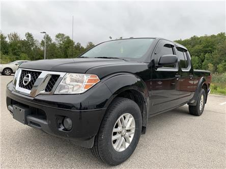 2018 Nissan Frontier SV (Stk: 19527A) in Owen Sound - Image 1 of 3
