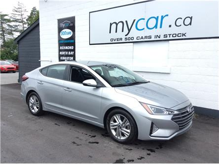 2020 Hyundai Elantra Preferred (Stk: 200948) in North Bay - Image 1 of 20