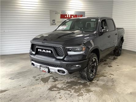 2020 RAM 1500 Rebel (Stk: 0320) in Belleville - Image 1 of 18