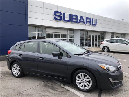 2016 Subaru Impreza 2.0i (Stk: P686) in Newmarket - Image 1 of 15