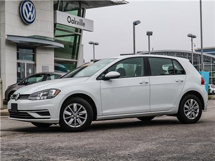 2019 Volkswagen Golf 1.4 TSI Comfortline (Stk: 21055D) in Oakville - Image 1 of 19
