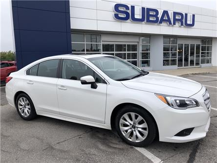 2016 Subaru Legacy 2.5i Touring Package (Stk: P720) in Newmarket - Image 1 of 5