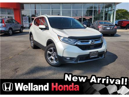 2018 Honda CR-V EX (Stk: U20335) in Welland - Image 1 of 10