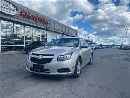 2014 Chevrolet Cruze 2LT (Stk: W1043) in Gloucester - Image 1 of 12